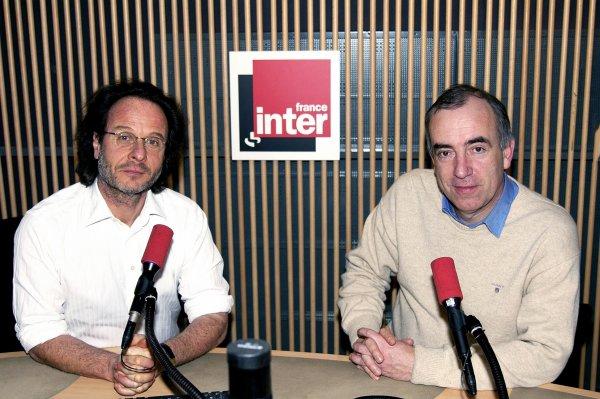 Pierre Weill et Alain Baraton - France Inter