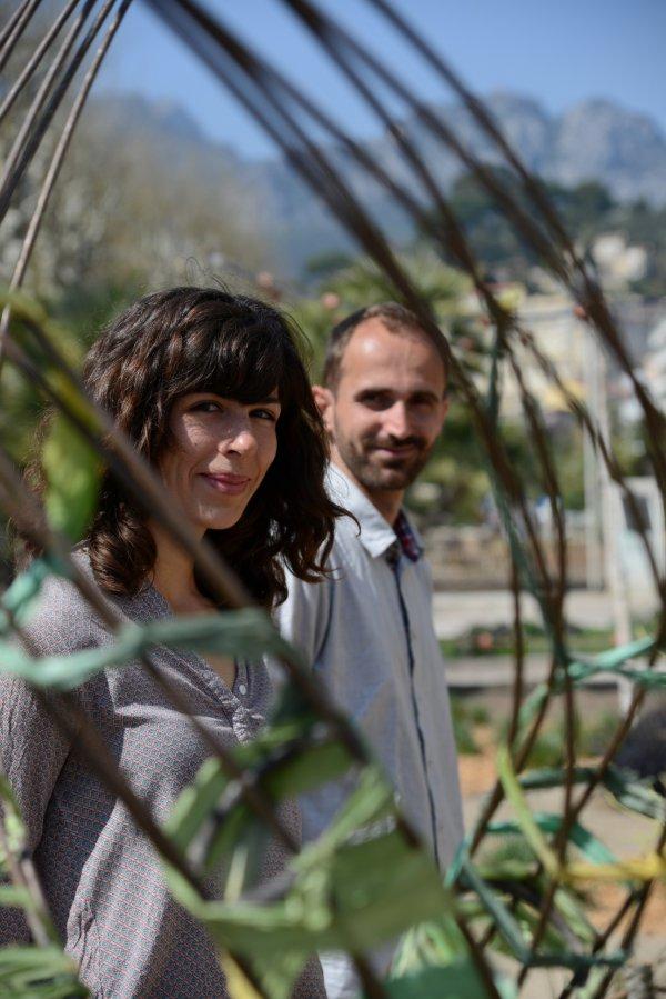 Zoé Balla et Paul Moulucou, Paysagistes, Collectif Multifolium