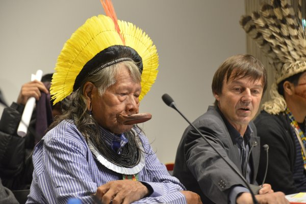 Indigenous Peoples and climate change 26-27 november 2015 Paris, Musée de l'Homme, UNESCO