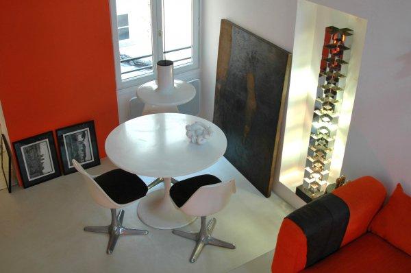 Nicolas Robert, Interior Design