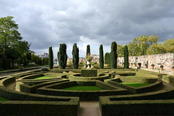 Temps d'orage, Villa Augustus, Dordrecht
