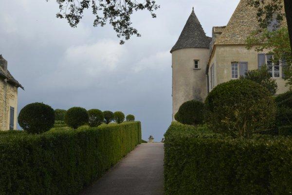Jardins de Marqueyssac, belvédère de la Dordogne